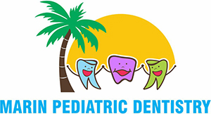 Marin Pediatric Dentistry logo in San Rafael, CA